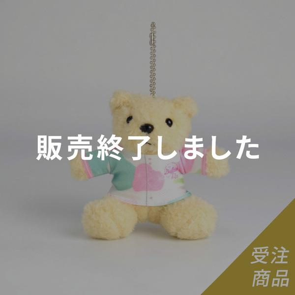 【受注販売】Buffaloesユニフォームベアキーチェーン(オリ姫)(8月上旬お届け予定)