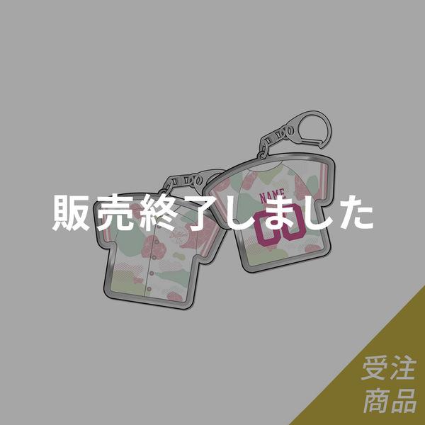 【受注販売】Buffaloesユニパッチン(オリ姫)オリジナルネーム(8月上旬お届け予定)